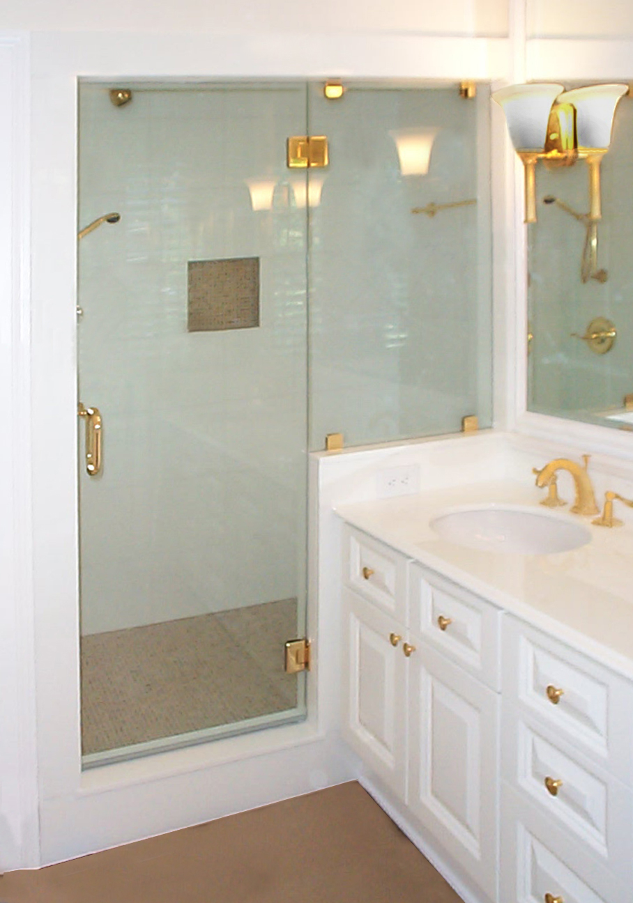 36 Frameless Brass In-Line